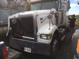 PARTING OUT 2005 INTERNATIONAL 9900