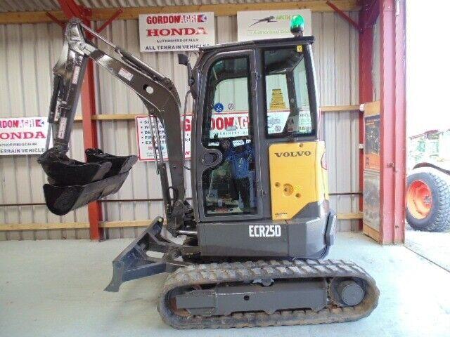 Kubota JCB Volvo Mini Digger Excavator Neuson Dumper Ammann