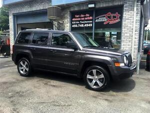 2016 Jeep Patriot High Altitude 4X4 CUIR TOIT MAGS