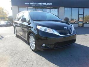TOYOTA SIENNA XLE AWD  LIMITED 7 PLACES 2013**4 ROUES MOTRICES**