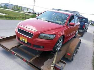 For Parts 2005 Volvo S40 T5