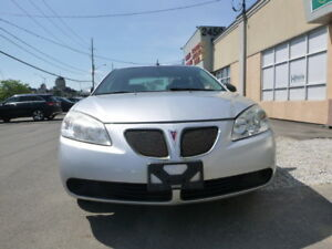 2009 Pontiac G6, low mileage; CERTIFIED