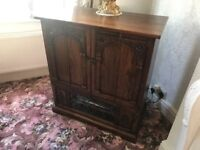 Solid wood tv cabinet & solid wood corner unit
