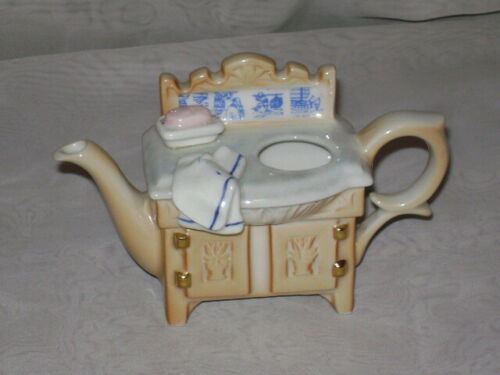 CERAMICS Bathroom Sink Teapot by Paul Cardew Ornament Made in England