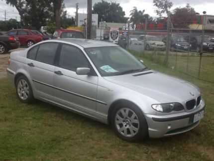 2002 BMW 318I E46 MY2002 Steptronic Silver 5 Speed Sports Automatic Sedan Hastings Mornington Peninsula Preview