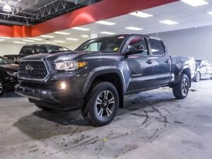 2018 Toyota Tacoma DOUBLE CAB - TRD SPORT PACKAGE
