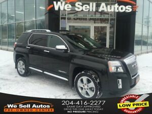 2013 GMC Terrain Denali AWD *REMOTE START *SUNROOF *LEATHER