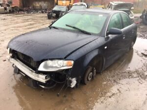 2007 Audi A4 just in for parts at Pic N Save!