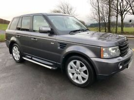 LAND ROVER RANGE ROVER SPORT 2.7 TDV6 SE 5d AUTO 188 BHP FULLY SERVICED, 2 KEYS, LONG MOT 2006