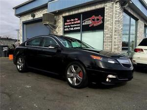 2013 Acura TL SH-AWD W/TECH PKG **MANUAL 6 SPEED** KIT DE JUPE