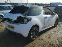 CITROEN DS3 2013 DOOR