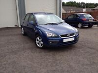 Ford Focus Climate, New Mot, Timing Belt, Serviced, Warranty, Great Condition