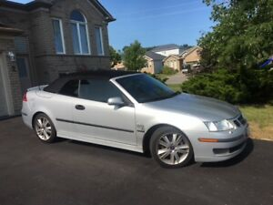 •	2004 Saab  9-3 ARC Convertible 2.0 L. Turbo,  EXCELLENT