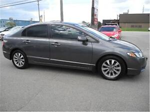 2011 Honda Civic Sdn EX-L LEATHER - SUNROOF Oakville / Halton Region Toronto (GTA) image 10