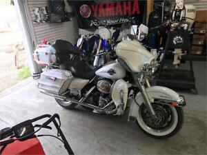 **BLOW OUT** 2006 HARLEY DAVIDSON ULTRA CLASSIC GREAT SHAPE