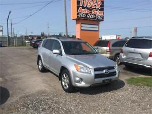 2010 Toyota RAV4 Limited***LEATHER**DVD***4WD**ONLY 73 KMS***JBL