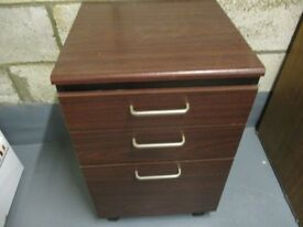 Small 3-Drawer Filing Cabinet