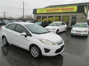 2011 Ford Fiesta -GUARANTEED FINANCING- BE APPROVED TODAY!!