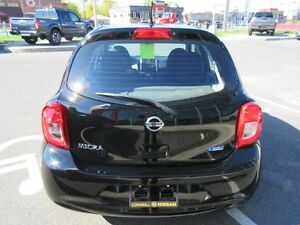 2015 NISSAN MICRA SV FULL PWR PACKAGE 4.4% 84 MONTHS Cornwall Ontario image 5