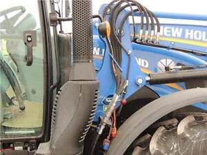 2016 New Holland T4.120 DC - 115hp Dlx. Tractor with Loader Regina Regina Area image 10