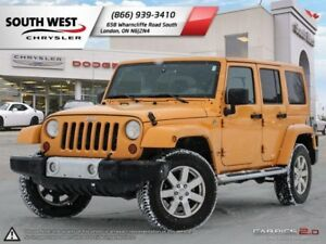 2012 Jeep Wrangler Unlimited   Unlimited   Cruise   Bluetooth  