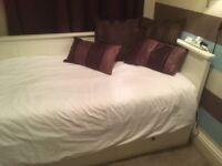 IKEA Day-bed w 3 drawers/2 mattresses HEMNES