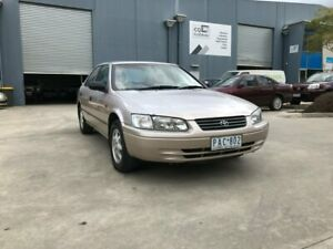 1998 Toyota Camry MCV20R CSi Gold 4 Speed Automatic Sedan Newport Hobsons Bay Area Preview