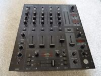 DJ MIXER BEHRINGER DJX 750 4 CHANNEL MIXER WITH EFFECTS