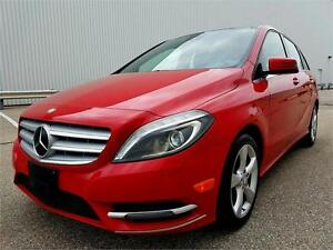 2013 Mercedes-Benz B-Class B 250 Elegance  Leather Pano Sunroof