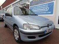 Peugeot 106 1.1 Ltd Edn Independence Cheap tax/insurance