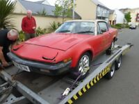 CAR/CARAVAN RECOVERY COLLECTION DELIVERY UK CLASSIC CARS, SOUTH WALES BASED