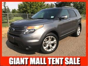 2013 Ford Explorer LIMITED **LEATHER-NAV-SUNROOF**