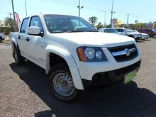 2011 Holden Colorado  White Automatic Winnellie Darwin City Preview