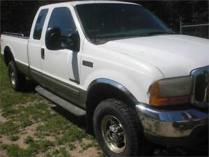 2001 Ford F-350 7.3 DIESEL 8 FOOT BOX