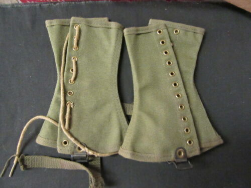 Boy Scout Official Legging Size Small 1950