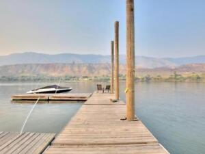 Kamloops Water Front House for Sale
