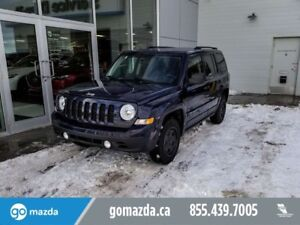 2015 Jeep Patriot North 4X4 AUTO POWER OPTIONS ACCIDENT FREE CAR