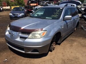 2005 Mitsubishi Outlander just in for parts at Pic N Save!