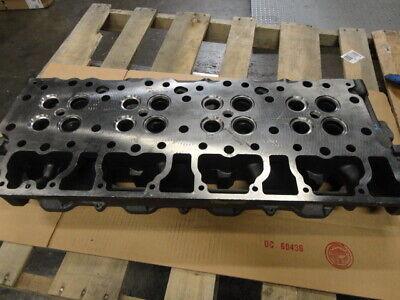 Caterpillar 206-7747 Bare Engine Head No Valves Casting Number 206-7746 New Oem