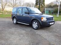 Land Rover Discovery 3 2.7 TDV6 S Auto 7 Seats Xenons Cruise 4X4 Cheaper Tax