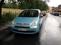 2004 CITROEN XSARA PICASSO 1.6 - LOW MILES, NEW M.O.T - ONE OWNER