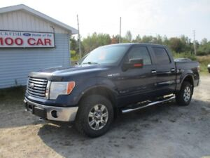 "2010 Ford F-150 4WD SuperCrew 145"" X"