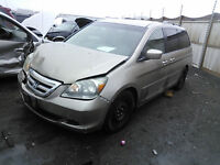 HONDA ODYSSEY (2005/2010 FOR PARTS ONLY)