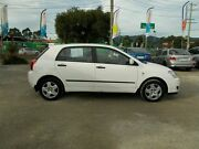 2004 Toyota Corolla ZZE122R Ascent White 4 Speed Automatic Hatchback Bayswater North Maroondah Area Preview