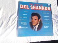 Vinyl LP The Best Of Del Shannon Contur 2870 232 Stereo 1974 Dot Recording