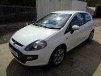 Fiat Punto Evo 1.4 petrol 2011 52,000 Miles Mot 29/06/22 F/H 3 Months Warranty