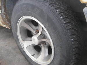 chevy s10 rims with winters