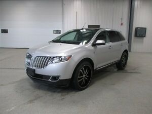 2013 Lincoln MKX AWD Navigation, Moon Roof Moose Jaw Regina Area image 3