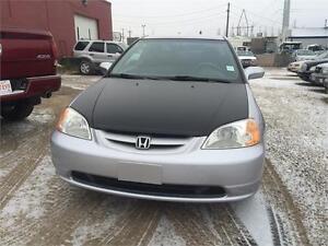 2003 Honda Civic Cpe LX Edmonton Edmonton Area image 4
