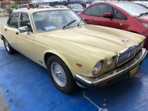 1982 Jaguar XJ6 Series III 4.2 3 Speed Automatic Sedan St James Victoria Park Area Preview
